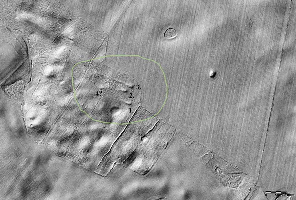 Airborne laser scanning reveals unknown neolithic megaliths