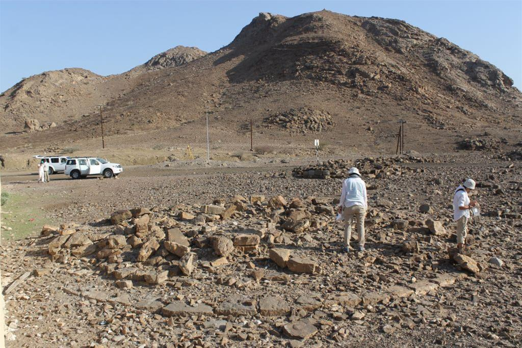 Numerous archaeological sites found in Oman