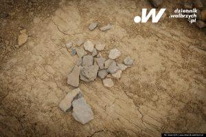 Excavations on Kłodzko ring-road (by Dziennik Wałbrzych)