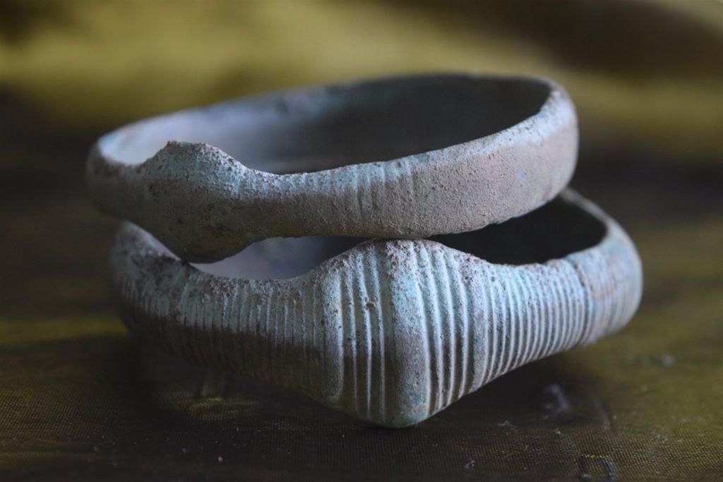 3000-year-old bronze bracelets found in Western Poland