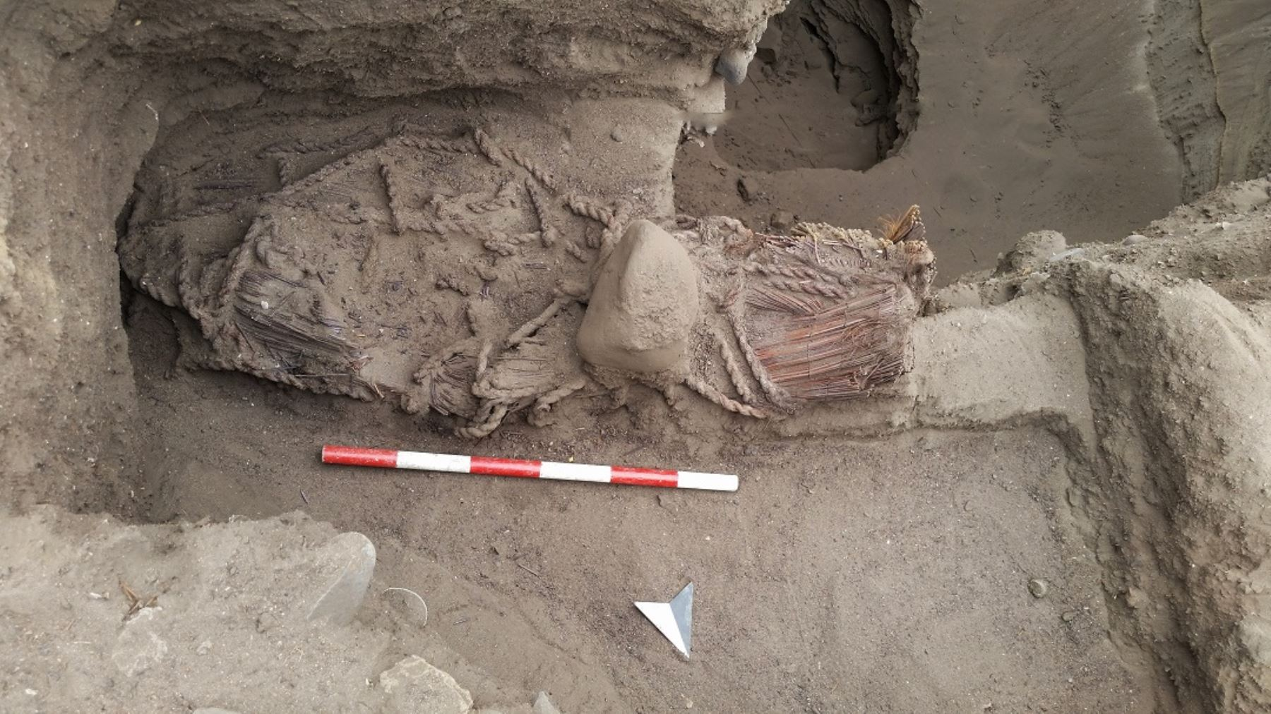 Ancient high-status burial of a woman discovered