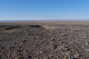 Gobi desert (by J. Szykulski)