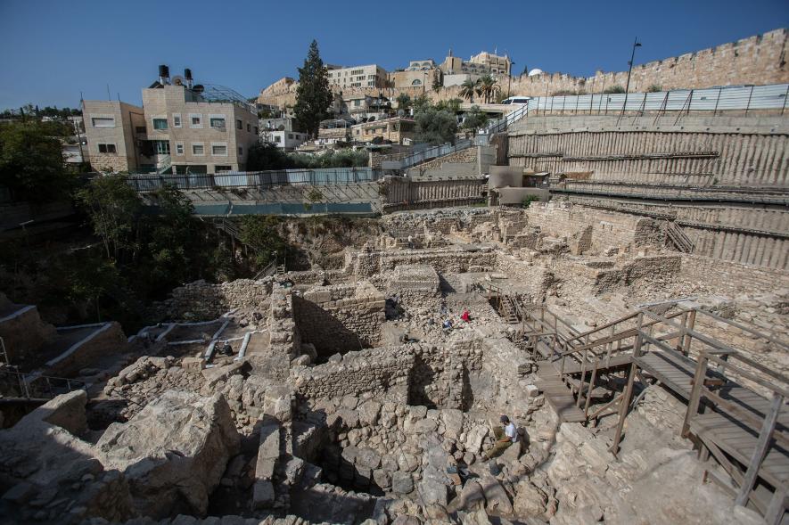 Ancient Greek citadel unearthed in Jerusalem