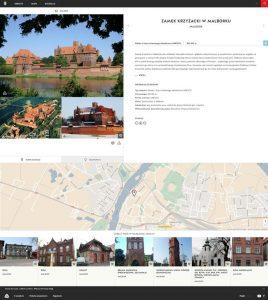 Presentation of www.zabytek.pl website (by NID)