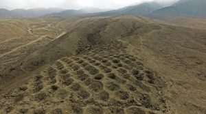 The Band of Holes in the Pisco Valley at present (by Archaeology)