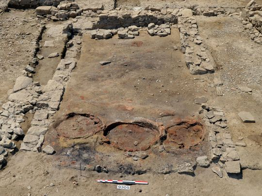 Roman tavern unearthed in France