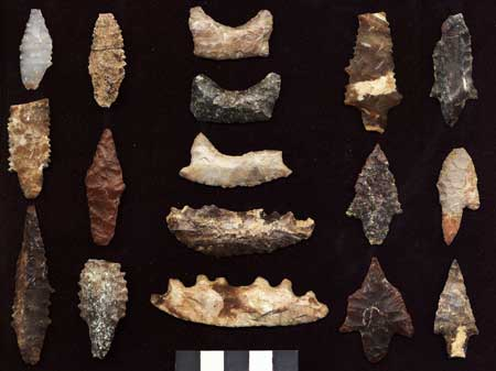 12000-years-old tools discovered