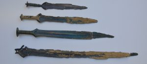 Four swords found near Nowy Żmigród (by RMF24)