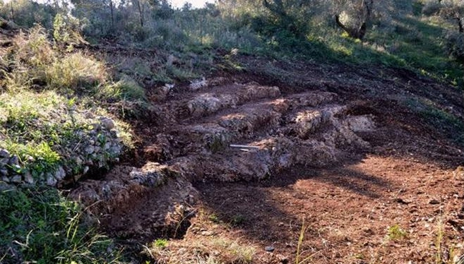 Excavation on Lefkada reveal an ancient theatre