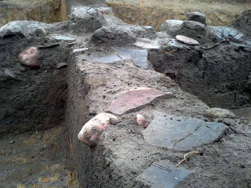 Prehistoric houses discovered in North-Western Poland