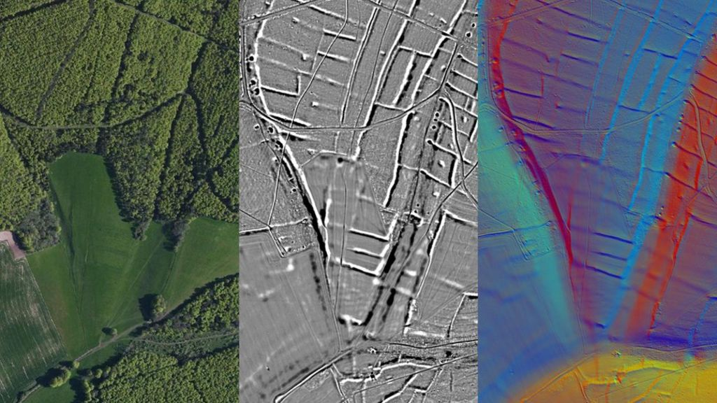 LiDAR reveals pre-Roman farming patterns