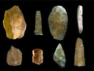 Pre-Clovis artefacts (by Western Digs)