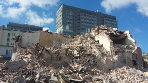 Demolition of the Chemical Plant (by TVN Warszawa)