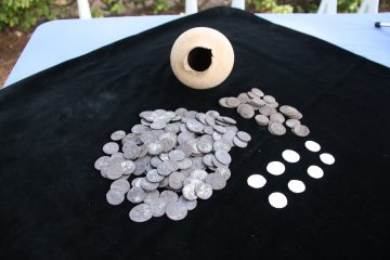 200 silver Roman coins discovered in Spain