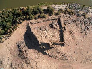 Middle Nile defensive structures under investigation