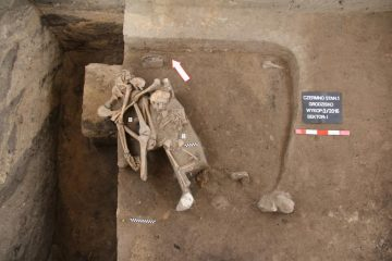 Mysterious burial at Czermno revealed