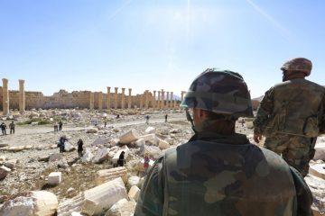 An online archive documenting destruction of ancient sites