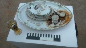 Porcelain tableware (by TVN Warszawa)