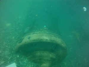 One of the finds off Cape Canaveral (by Global Marine Exploration)