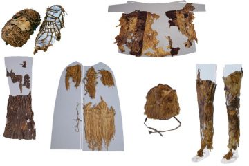 Ötzi's clothes reveal new data through DNA studies