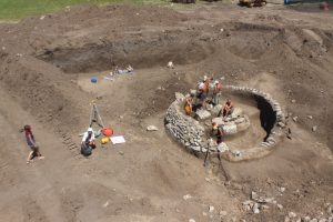 Excavations at the site (by Vesti)