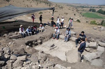 Remains of a 1st century synagogue found in Israel