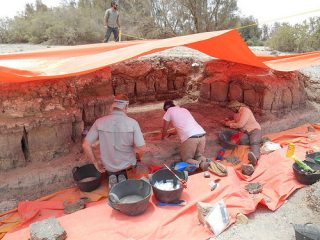 Archaeologists in Jordan discover earliest stone tools