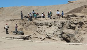 Excavations at Acemhöyük (by Daily Sabah)