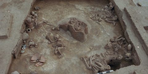 Evidence for flood in China that happened 4000 years ago