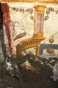Details of a fresco (by Archaeology)
