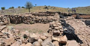 Ruins of ancient Pteria (by Hurriyet Daily News)