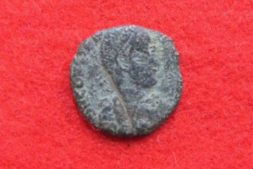 First ever ancient Roman coins discovered in the ruins of a Japanese castle