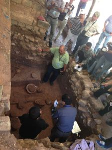 Presentation of the discoveries at Copán Ruins (by PR Newswire)