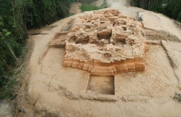 Archaeologists in Bangladesh unearthed a 800-year-old temple
