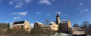 Sarny Palace (by Radio Wrocław)