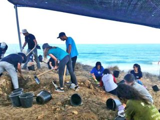 Ottoman period fisherman's hut discovered