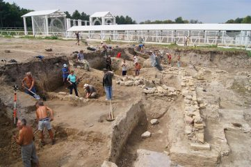 Roman legion fort in Bulgaria reveals new finds