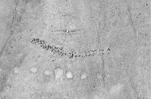 Geoglyphs and cairns at Quilcapampa (by Live Science)
