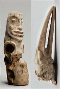 Typical Itkol figurines (by The Siberian Times)