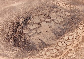 Bronze Age hillforts discovered in a desert in Jordan