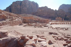 Overview of Petra (by Haaretz)