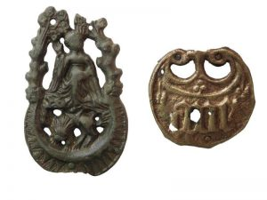 Examples of finds from the excavations (by Marcin Krzepkowski)