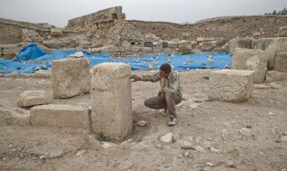 Karkemish excavations reveal new artefacts despite unrest on Turkish-Syrian border