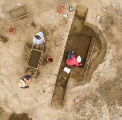 Traces of two ancient villages found in Arizona