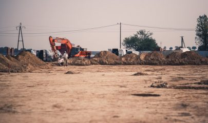 Prehistoric settlement discovered at Mercedes-Benz factory construction site