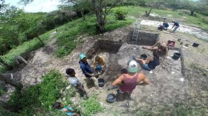 Excavations in the Caribbean (by PhysOrg)