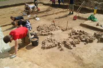 Iron Age salt production installation unearthed in south-eastern Poland