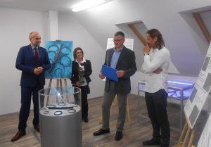 Opening of the exhibition (by Muzeum Historii Ziemi Kamienskiej)