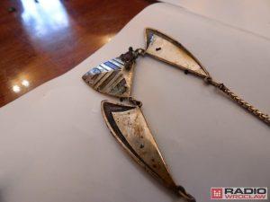 A necklace (by Radio Wrocław)