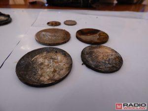 Old coins (by Radio Wrocław)